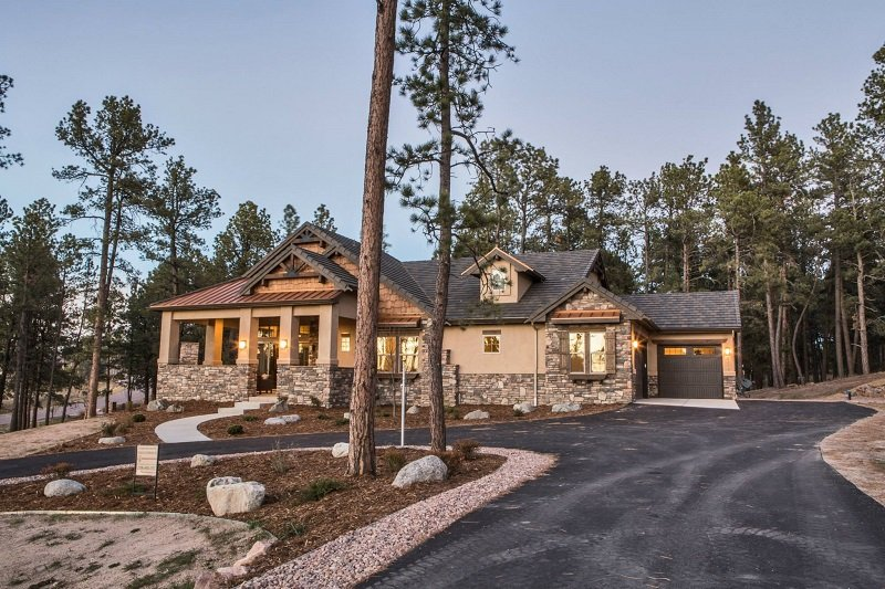 The Grandview by Jayden Homes exterior