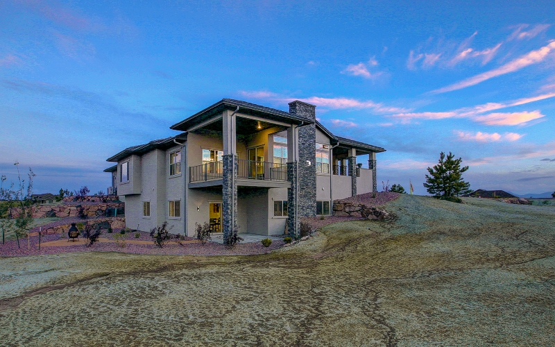 The Summit by Jayden Homes exterior