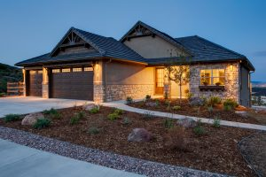 custom homes in Forest Lakes