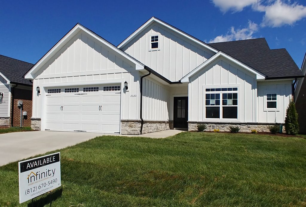 Infinity Homes New homes in Henryville