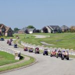 golf course homes in southern Indiana