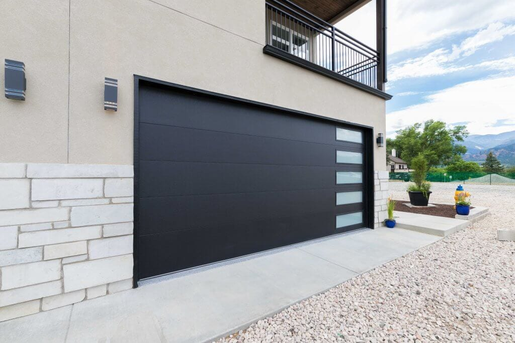 Colorado Springs garage doors
