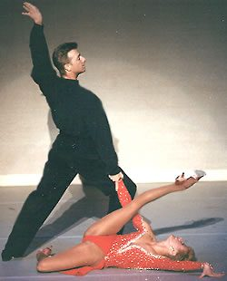 Paso Doble on Stage